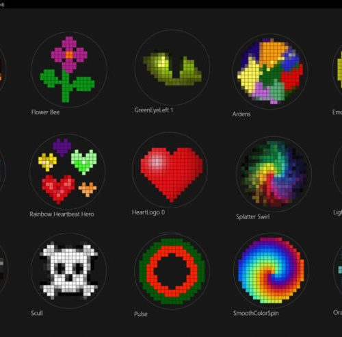 Microsoft Research releases Expressive Pixels, A New Visual Communication Platform