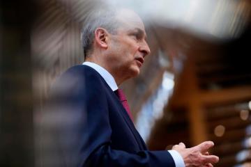 Irish may enjoy pints at the bar, holidays abroad in July, PM says