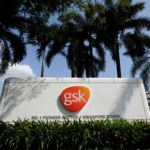 GlaxoSmithKline CEO optimistic COVID-19 vaccine widely available in 2021