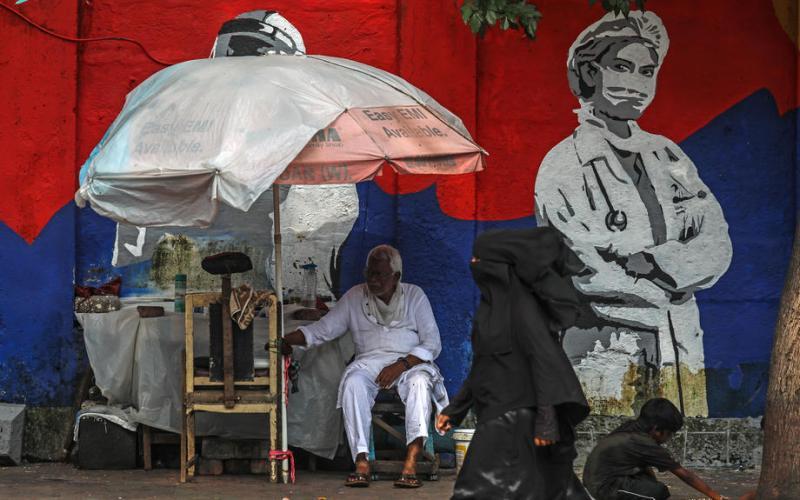 Virus disaster leaves deep scars on India's economy