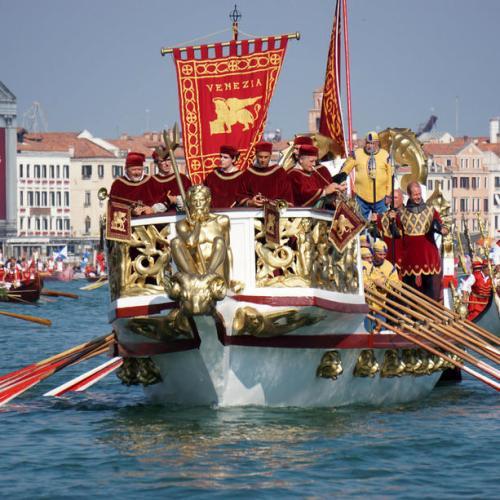 Photo Story: Scenes from the historical 'Regata Storica' in Venice