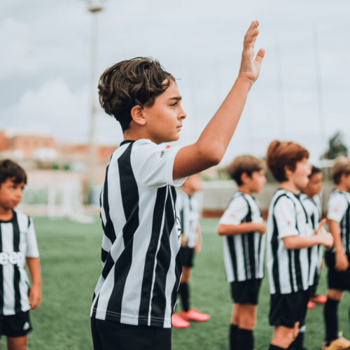 Juventus Academy holding training camp in Malta this week