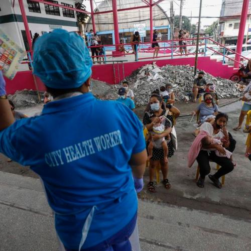 Philippines reports 186 more coronavirus deaths, record daily toll
