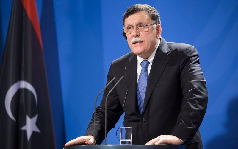 Libyan PM Sarraj says he wants to quit by end October