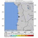 Earthquake of magnitude 6.5 strikes northern Chile