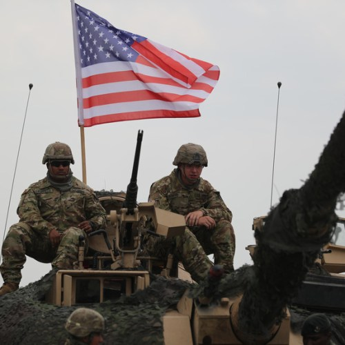 U.S. troops to start extended exercises in Lithuania amid tensions over Belarus