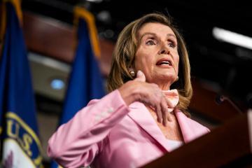 Democrats 'pretty much there' on social spending bill -Pelosi
