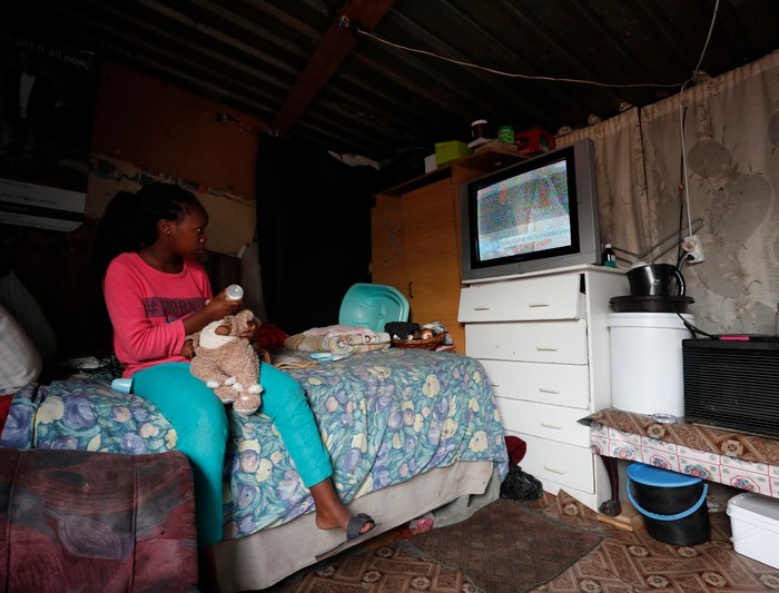 Millions of African children rely on TV education during pandemic