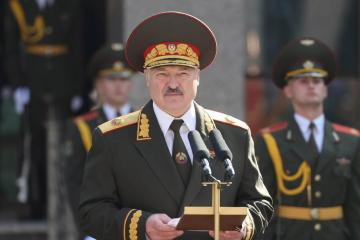 UPDATED: EU says Belarus' Lukashenko not legitimate president