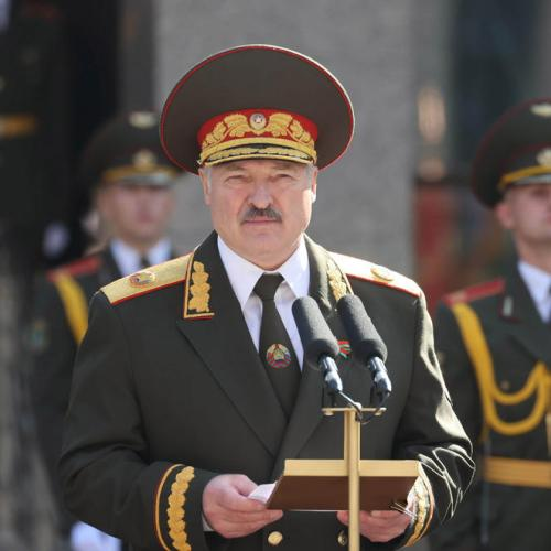 UPDATED: EU says Belarus' Lukashenko not legitimate president