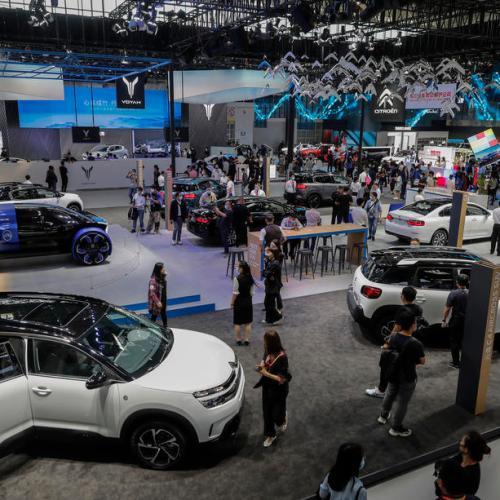 Beijing Autoshow: Great Wall to boost overseas sales, countering overall drop