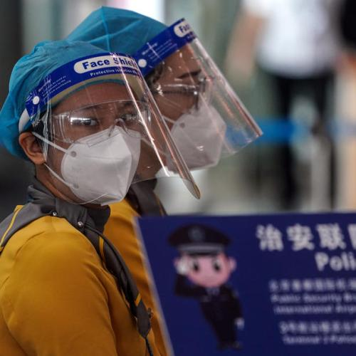 China offers coronavirus vaccine candidates to aviation industry workers