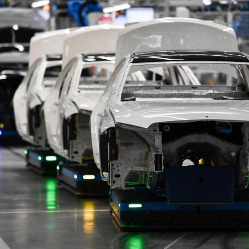 Europe, Britain's carmakers warn of 110 billion euro hard Brexit bill