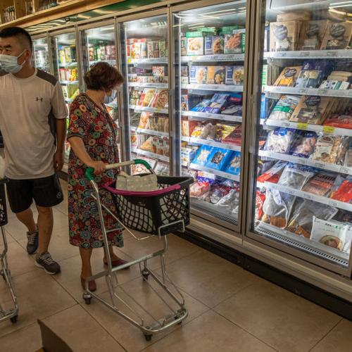 China will suspend imports from companies if frozen foods test positive for coronavirus