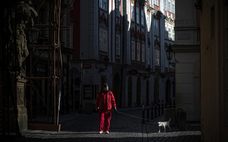 Czech Republic reports 1,382 new coronavirus cases, biggest one-day rise