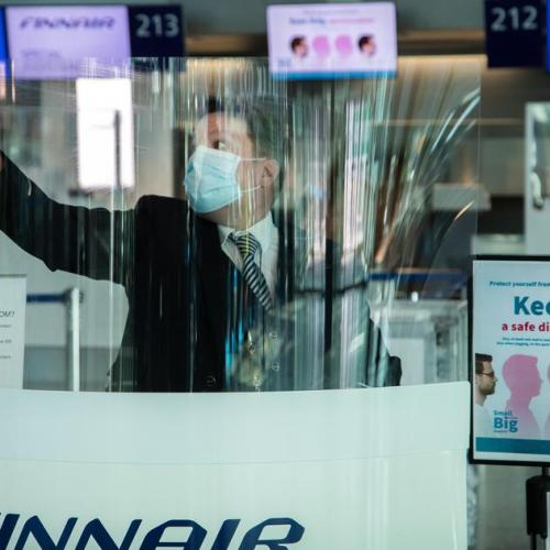 Finland warns of pandemic's escalation