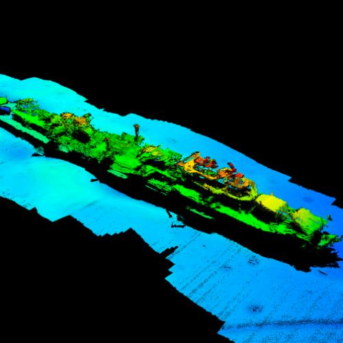 Photo Story: Wreckage of sunken German warship 'Karlsruhe' found in Norway