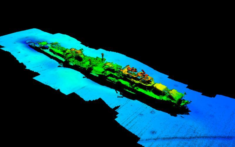 Photo Story: Wreckage of sunken German warship 'Karlsruhe' found in Norway