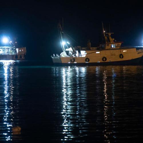 Incident off Libyan coast as two Sicilian trawlers seized