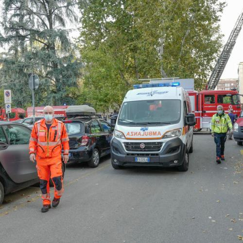 UPDATED: People wounded in explosion in Milan