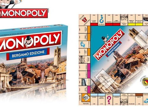 Monopoly launches Bergamo edition