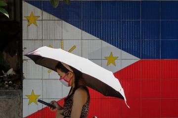 Philippines reports record 22,366 new COVID-19 cases