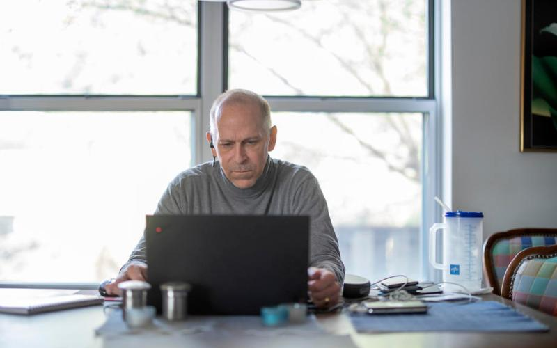 UK finance firms revert to home working as government advice shifts