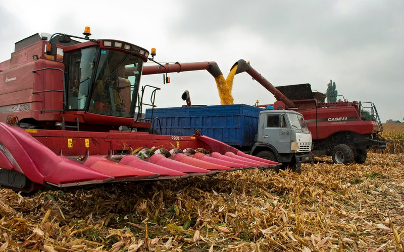 Ukraine agricultural sector facing worst weather in a decade