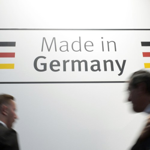German export expectations hit highest level since October 2018