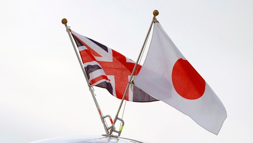 UK and Japan strike Britain's first post-Brexit trade deal