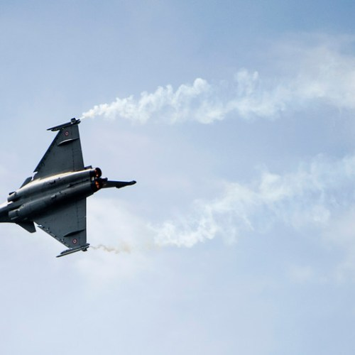 UPDATED: Blast heard all over Paris was fighter jet sonic boom