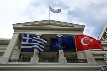 Turkey, Greece agree to resume talks after four year hiatus
