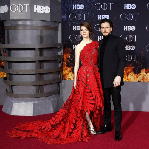 Game of Thrones' Rose Leslie expecting first child