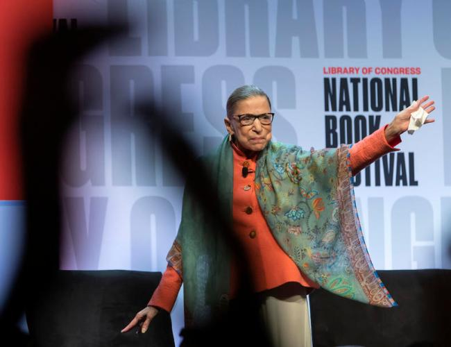 Obituary – U.S. Supreme Court's Ginsburg, a liberal dynamo, championed women's rights