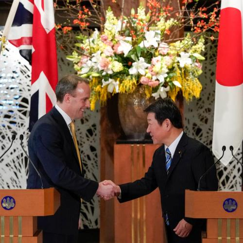 Japan wants to reach broad agreement on trade with UK this week – govt official