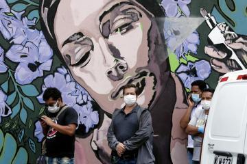 Latin America passes 8 million coronavirus cases