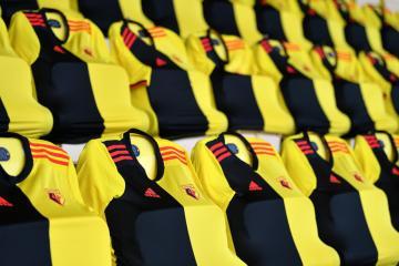 Pandemic hits demand for English club kits