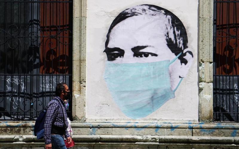 Coronavirus ravages Latin America's working class