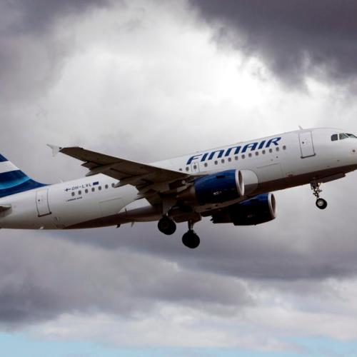 Finnair cuts more than half of planned flights in October