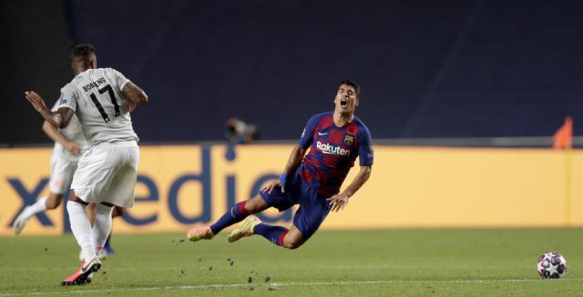 Luis Suarez set for Atletico Madrid – reports