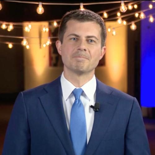 Pete Buttigieg says US economy facing 'a long, tough struggle'