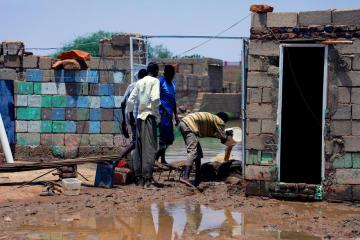 Sudan declares national state of emergency due to floods