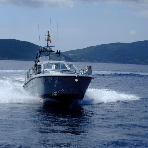Shots fired as Tunisian fishing boat rams Italian patrol boat