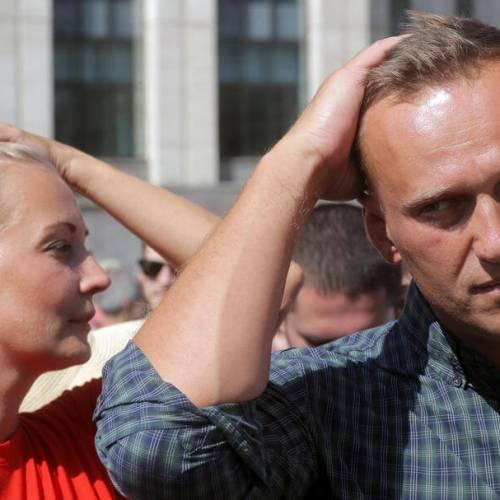 Germany has evidence Putin critic Navalny was poisoned with Novichok