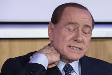 Former Italian PM Berlusconi leaves hospital un-noticed
