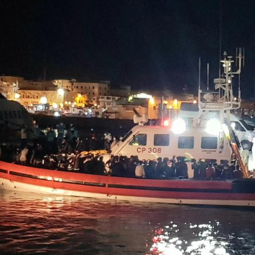 26 migrant-boat landings in 24 hours in Lampedusa