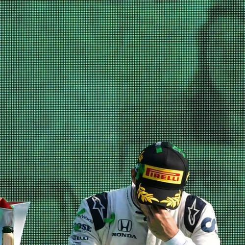 AlphaTauri's Pierre Gasly wins F1 race in Monza
