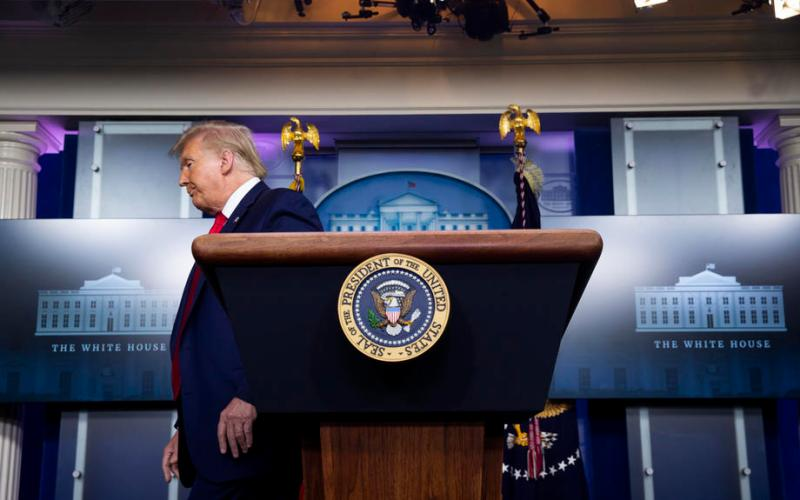 Germans think Trump is more dangerous than coronavirus