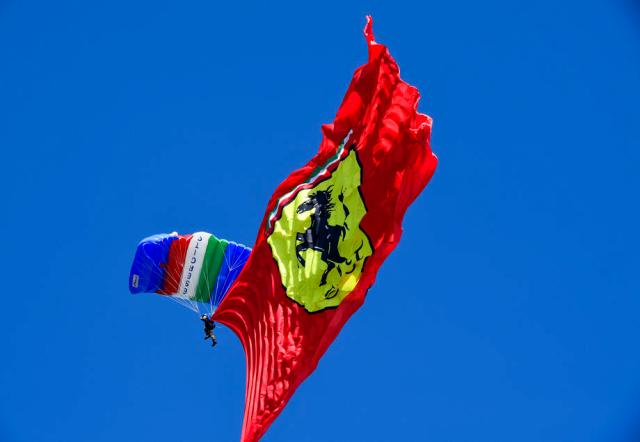 Ferrari celebrates 1000th F1 race with passion, pride and pain