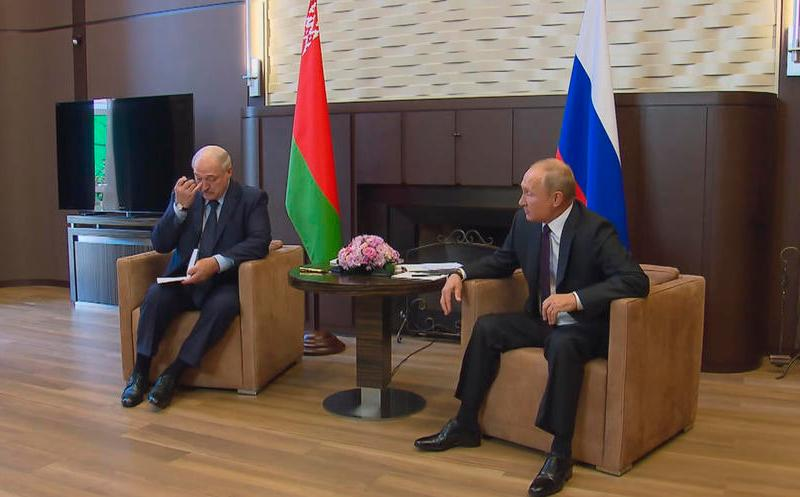 U.N. investigator on Belarus warns of 'another Iron curtain'